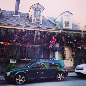 New Orleans Santa